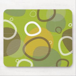 También - Mousepad abstracto Gogo Alfombrillas De Raton