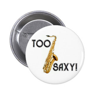 ¡También Saxy! Pins