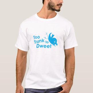 También tronco a Dweet Playera