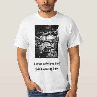 Tambor a solas camisas