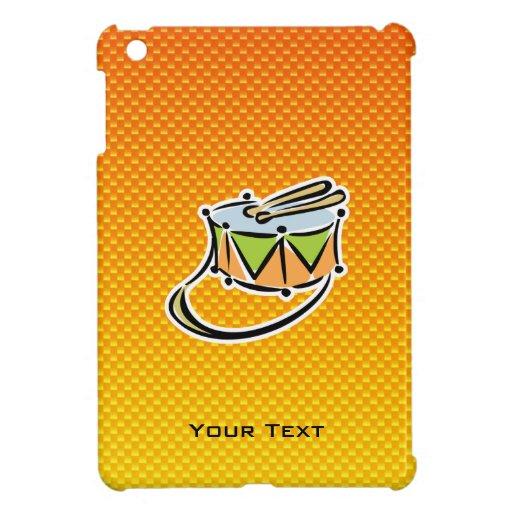 Tambor amarillo-naranja