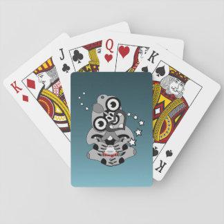 Tambor de Hei Tiki Nueva Zelanda Baraja De Póquer