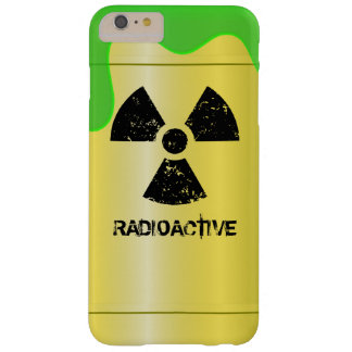Tambor de los desechos radioactivos funda de iPhone 6 plus barely there