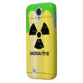Tambor de los desechos radioactivos funda para galaxy s4
