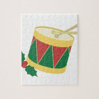 Tambor de Navidad Puzzle
