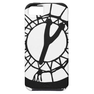 tambor del marco con el batidor iPhone 5 Case-Mate protectores