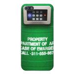 Tambor en cubierta del iPhone del zombi iPhone 5 Protectores