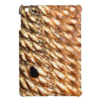 "Tambor rojo de los ""salmones"" - por PatternWear© iPad Mini Carcasa"
