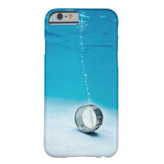 Tambor subacuático en caso del iPhone 6/6s del Funda Para iPhone 6 Barely There