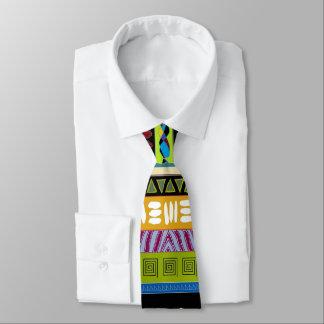 Tambora Tribal Designer Mens Tie