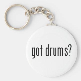 ¿tambores conseguidos? llaveros