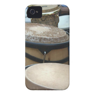 tambores iPhone 4 funda