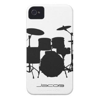 Tambores iPhone 4 Case-Mate Cárcasas