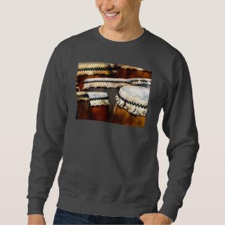 Tambores japoneses pulover sudadera
