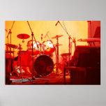 tambores poster