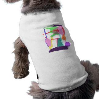 Tambores Camiseta De Perro