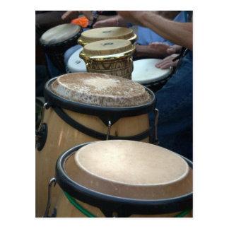 tambores postal
