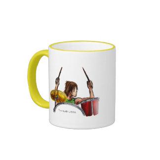 Tamborilero Ringer Mug