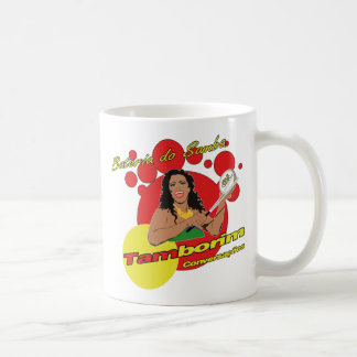 Tamborim Batucada de Samba Coffee Mug
