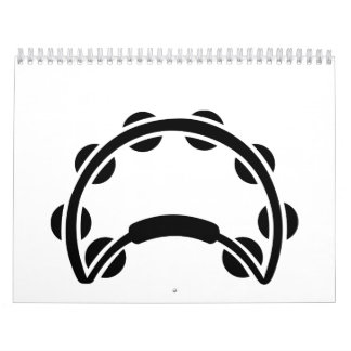 Tambourine Calendar