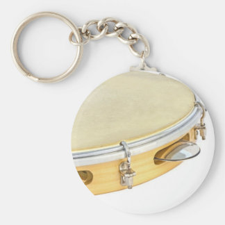 Tambourine Key Chains