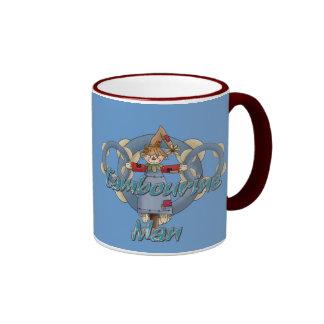 Tambourine Man Coffee Mug