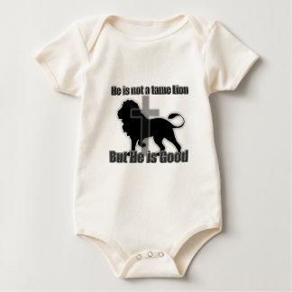 Tame Lion Baby Bodysuit