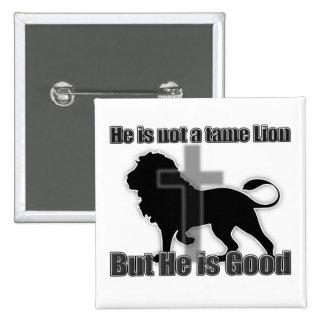 Tame Lion Button