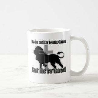 Tame Lion Coffee Mug