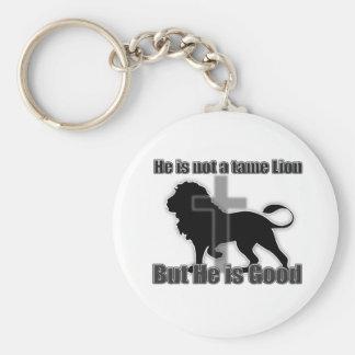 Tame Lion Key Chain