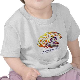 Tame the net t-shirt