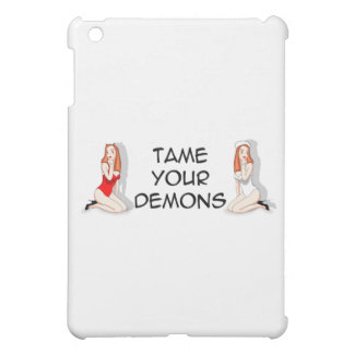tame your demons case for the iPad mini