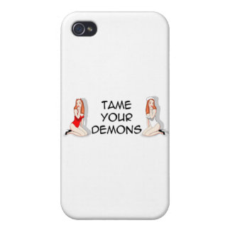 tame your demons iPhone 4 covers