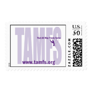 TAMFS Postage