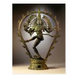 Tamil de Shiva de la deidad hindú el transformador Postal