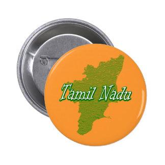 Tamil Nadu Pinback Button