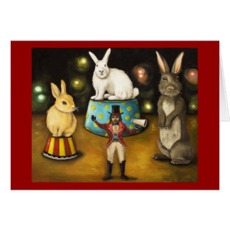 Taming Of The Giant Bunnies Card