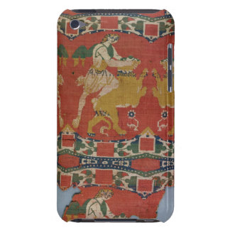 Taming of the Wild Animal, Byzantine tapestry frag Barely There iPod Cover