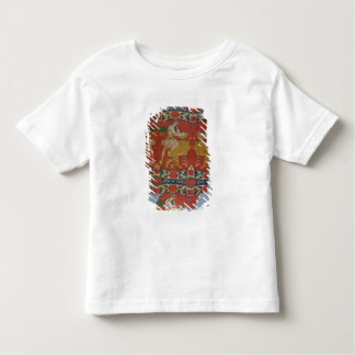 Taming of the Wild Animal, Byzantine tapestry frag Toddler T-shirt