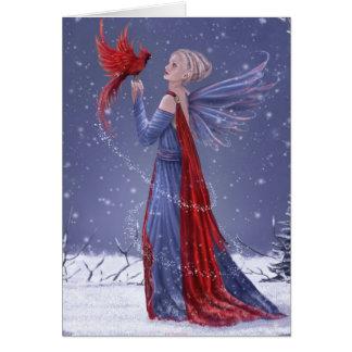 Taming Winter Card