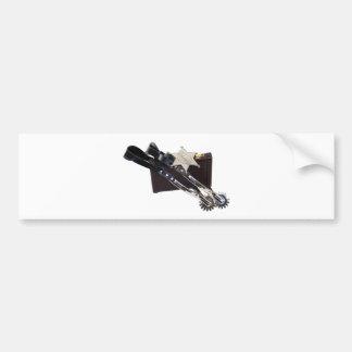 TamingWildBusiness051009 Bumper Sticker