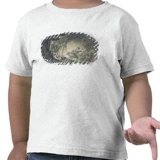 Tamino persiguió por una serpiente gigante camisetas
