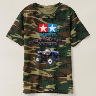 Tamiya Clodbuster Owners Society Camo-T-Shirt 2016 T Shirt