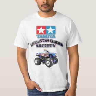 Tamiya Clodbuster Owners Society T-Shirt 2016