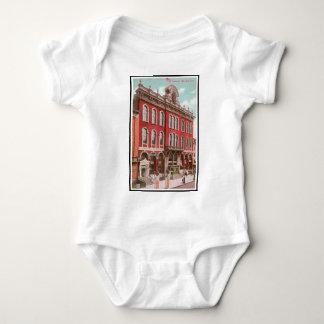 Tammany Hall Baby Bodysuit