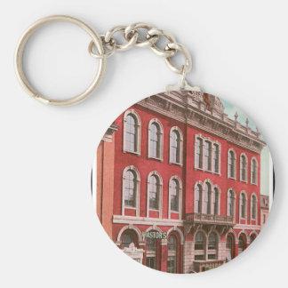 Tammany Hall Keychain