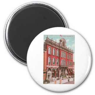 Tammany Hall, New York 2 Inch Round Magnet