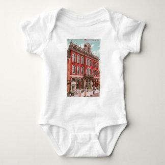 Tammany Hall, New York Baby Bodysuit