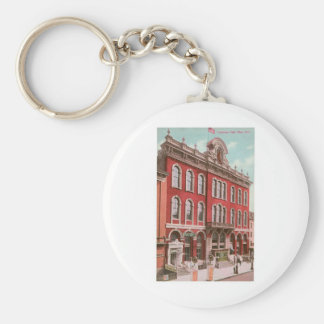Tammany Hall, New York Keychain