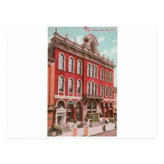 Tammany Hall, New York Postcard